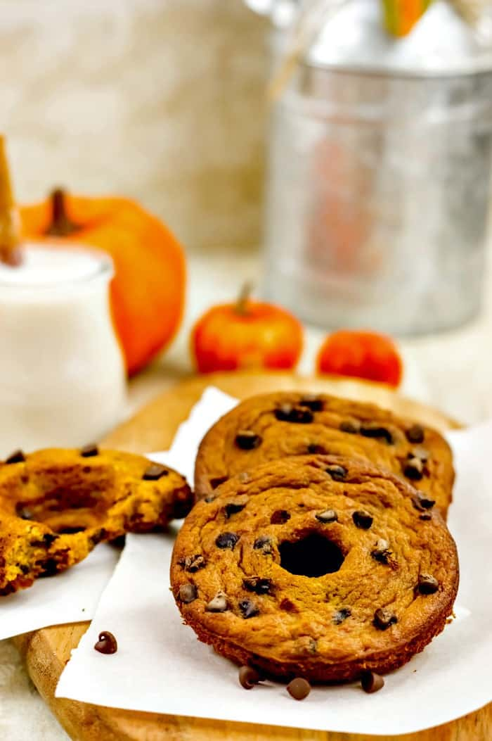 easy healthy snacks, homemade donuts, healthy pumpkin muffins, healthy homemade snacks