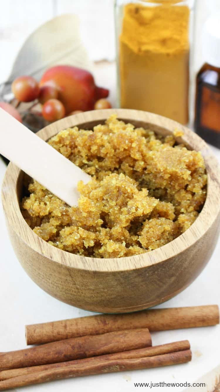 brown sugar scrub, brown sugar body scrub, homemade body scrub