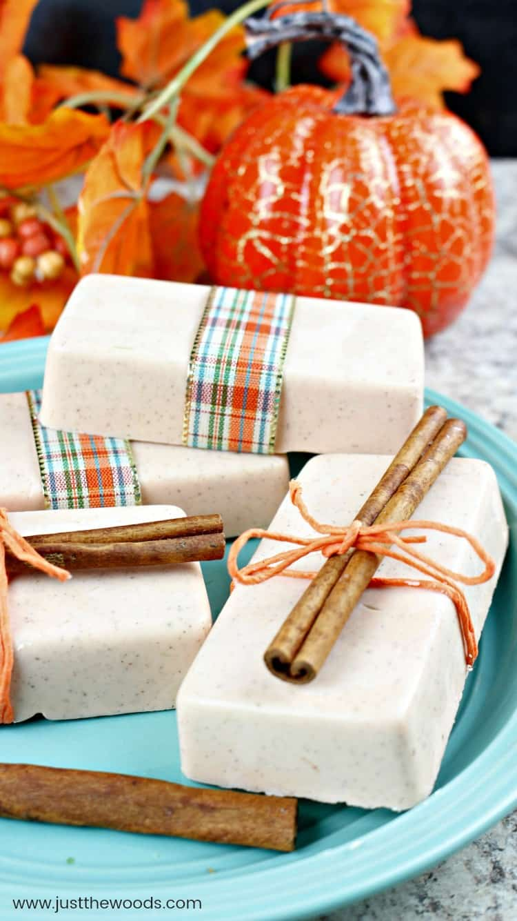 handmade soap recipes, pumpkin soap, how to make soap, diy bar soap, diy soap