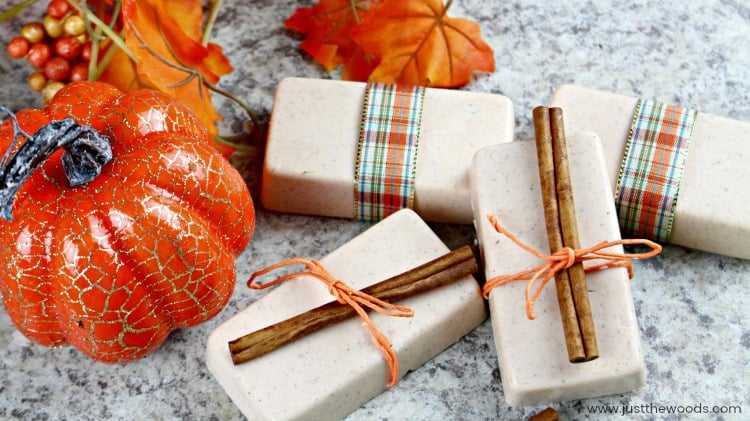 make your own soap, how to make natural soap, diy soap, pumpkin spice soap,