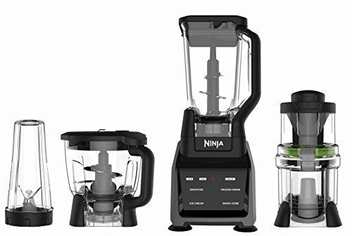 food processor, ninja blender combo