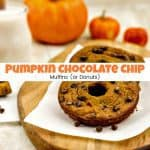 How to Make Healthy Pumpkin Chocolate Chip Muffins