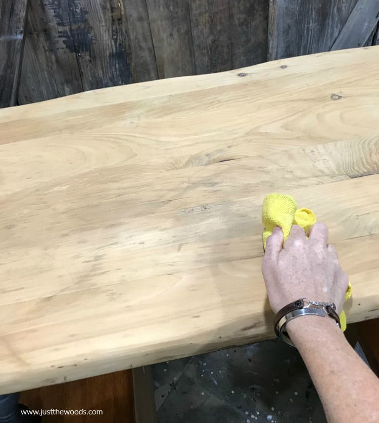 wood table top, how to refinish furniture, refinishing a table