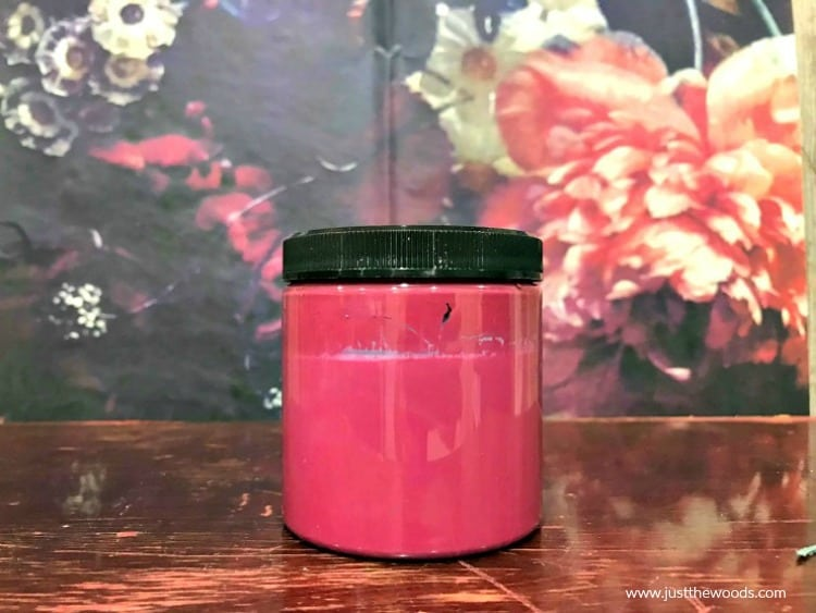 dixie belle plum crazy, pink paint, furniture paint, hand painted furniture