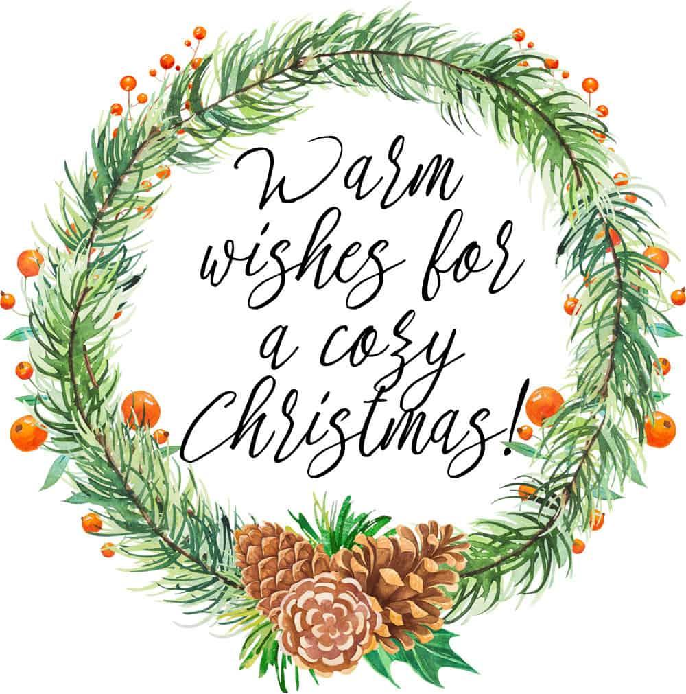 last minute Christmas gift ideas, gift tag printable, free printable