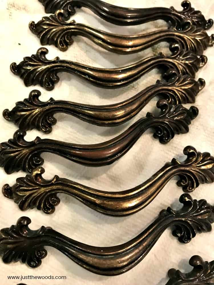 vintage hardware, ornate hardware, french provincial hardware