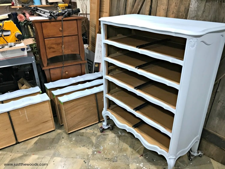 refinish dresser ideas, how to redo a dresser, painted dresser, painting an old dresser