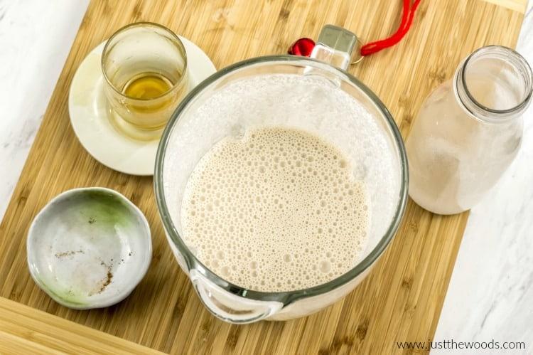 nonalcoholic eggnog recipe, homemade eggnog recipe, easy eggnog recipe