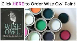 wise owl, wise owl paint, chalk paint, chalk synthesis paint, furniture paint, non toxix paint