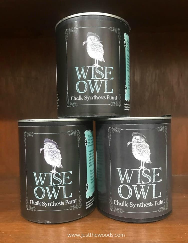 wise owl, wise owl paint, chalk synthesis paint, chalk paint,