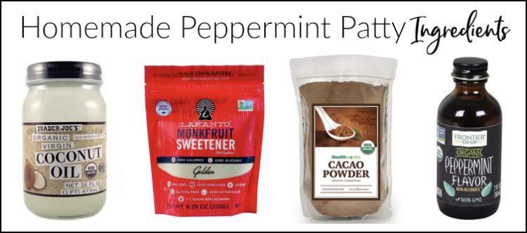 homemade peppermint patties, peppermint patty recipe, york peppermint patty ingredients