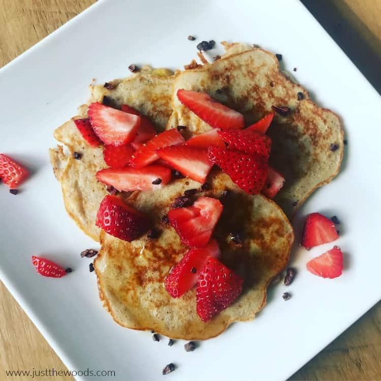 clean eating diet, clean eating pancakes, almond butter pancakes, clean eating breakfast