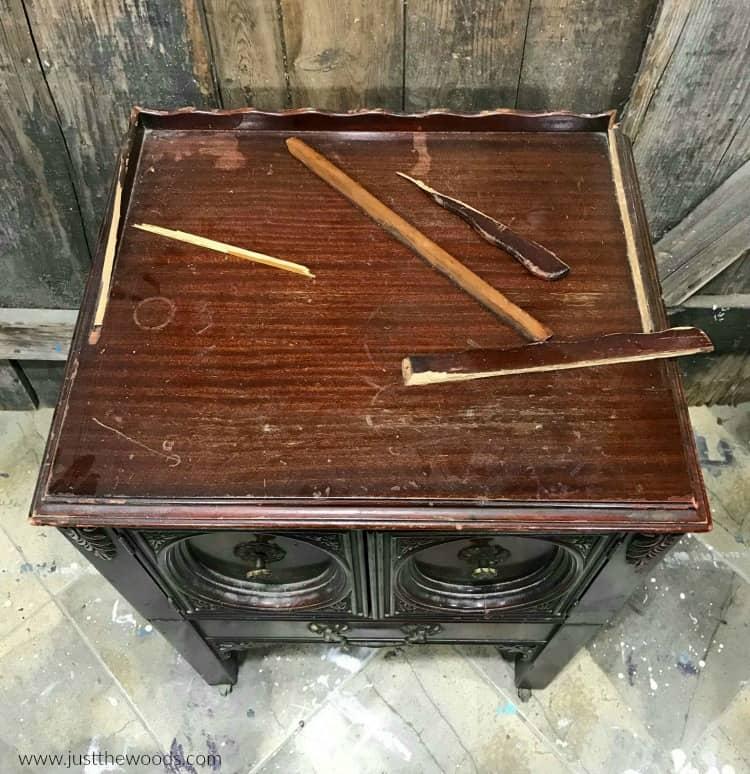 broken furniture, repair furniture, wood furniture