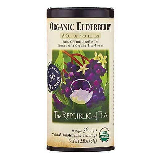 where to buy elderberry tea, organic elderberry tea,