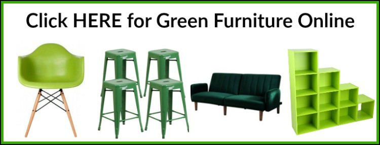 where to buy green furniture online, walmart green furniture