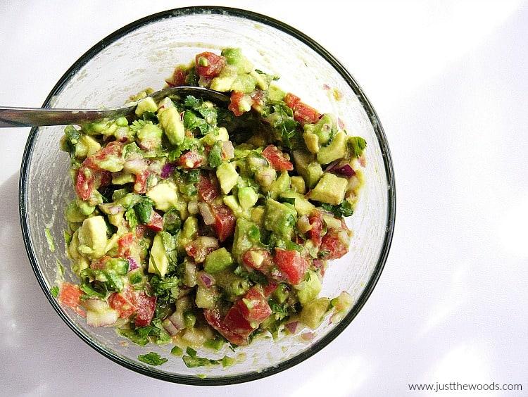 delicious guacamole recipe