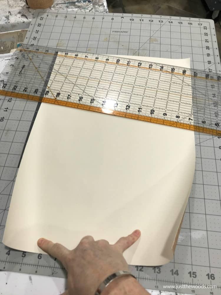 cutting mat and wallpaper