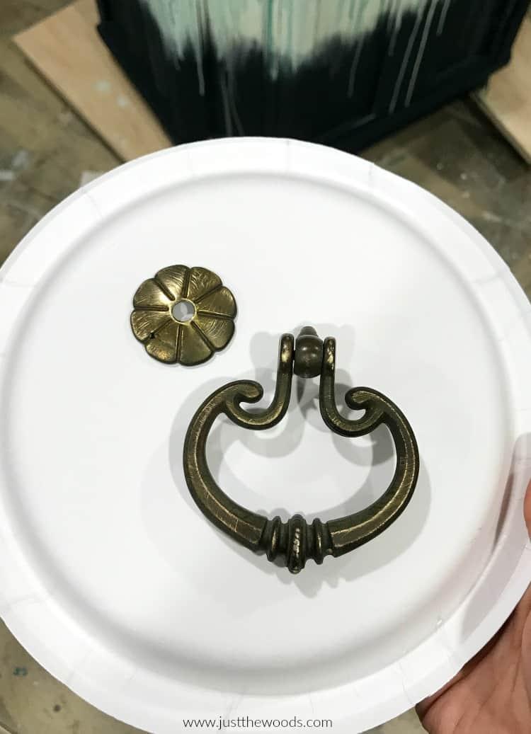 bronze hardware
