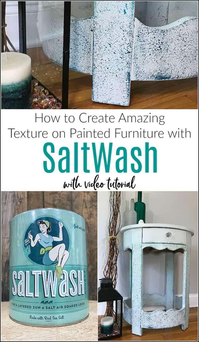 salt wash with video tutorial