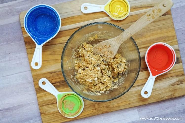 peanut butter oatmeal protein balls,