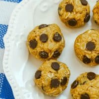 How to Make 4 Ingredient Healthy Oatmeal Protein Balls