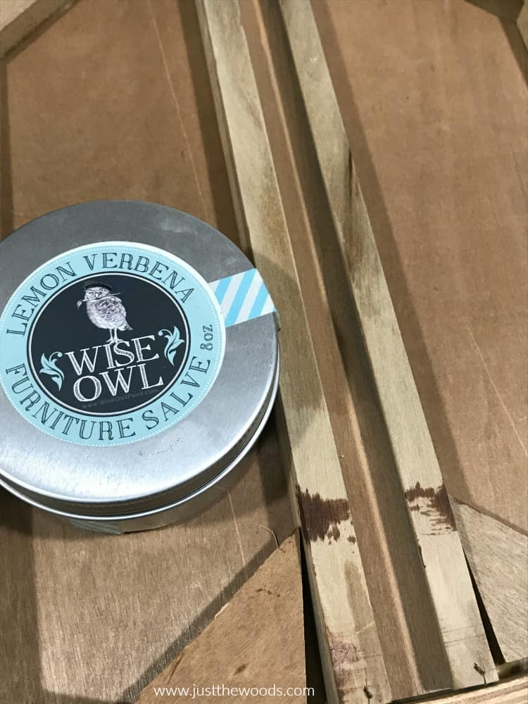 wise owl salve, how to fix sticking drawers