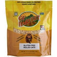 GF Harvest PureOats Gluten-Free Rolled Oats, 41 Ounce