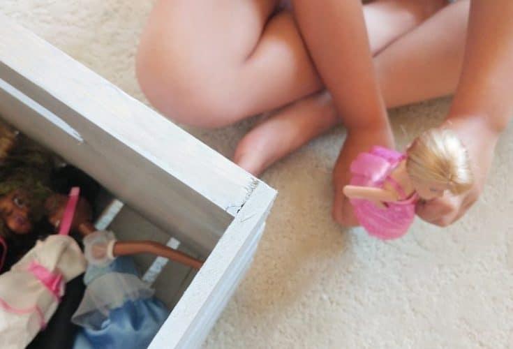 Make Your Own DIY Toy Storage