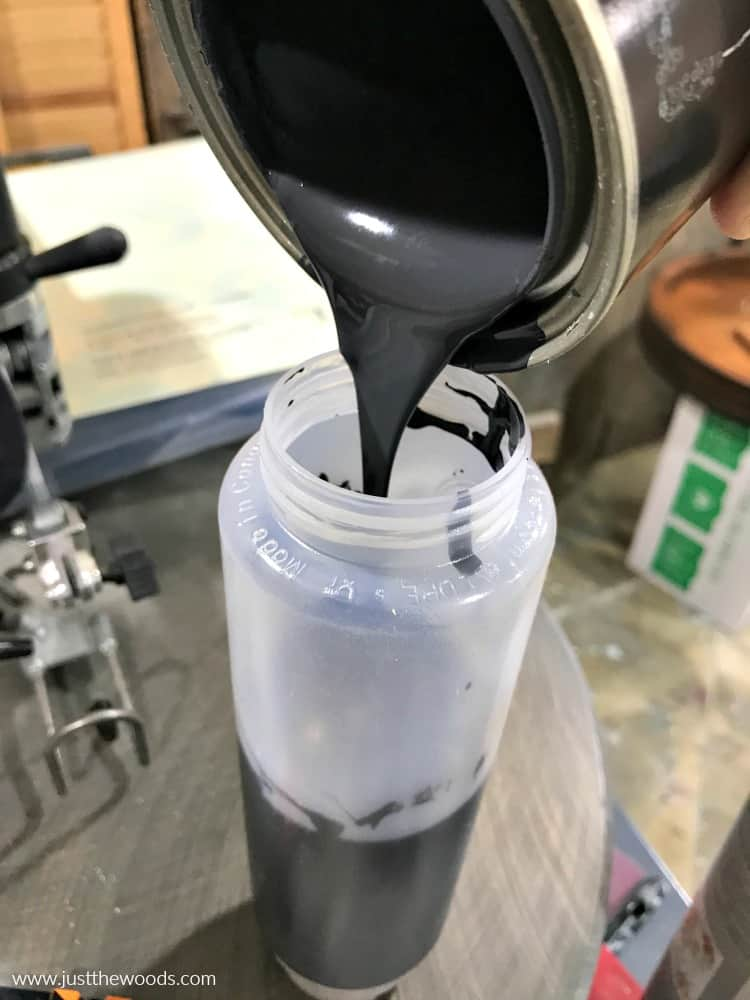 store paint, best way to store paint