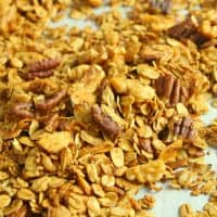 Healthy Homemade Granola