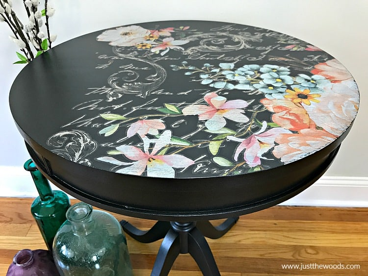 how to refinish a table with paint, refinishing furniture with paint