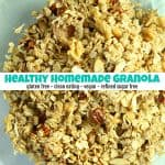 How to Make Delicious Healthy Homemade Granola