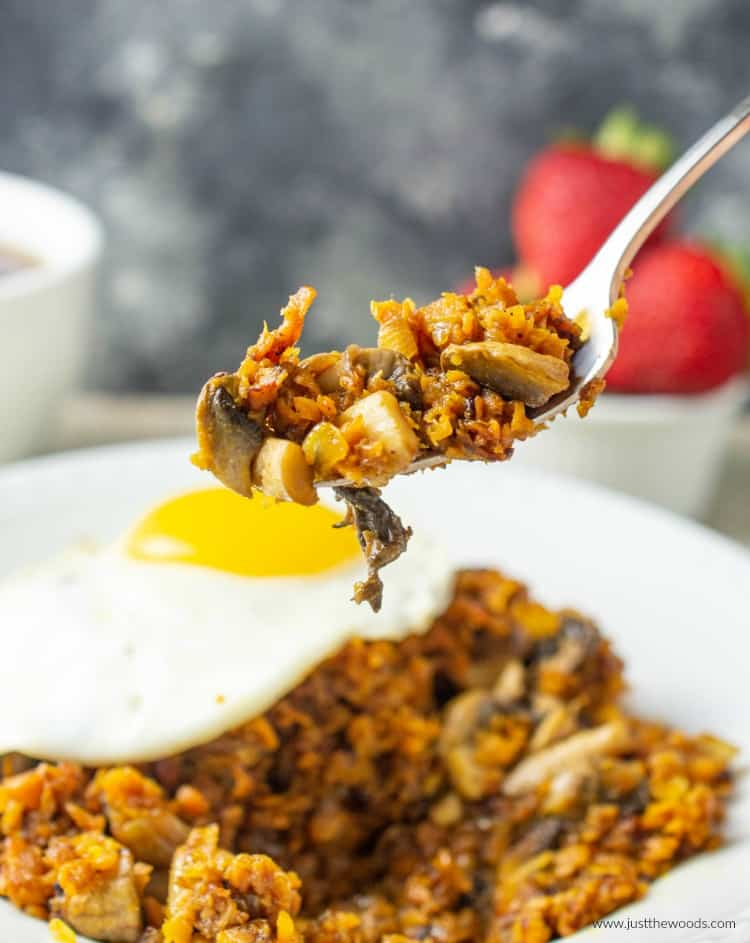 clean eating sweet potato hash recipe