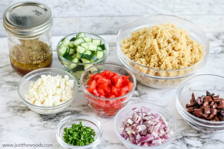clean eating quinoa recipes