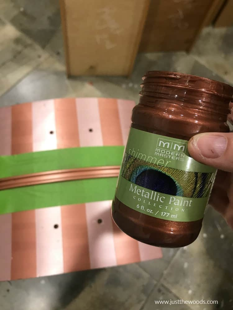 antique copper paint for furniture