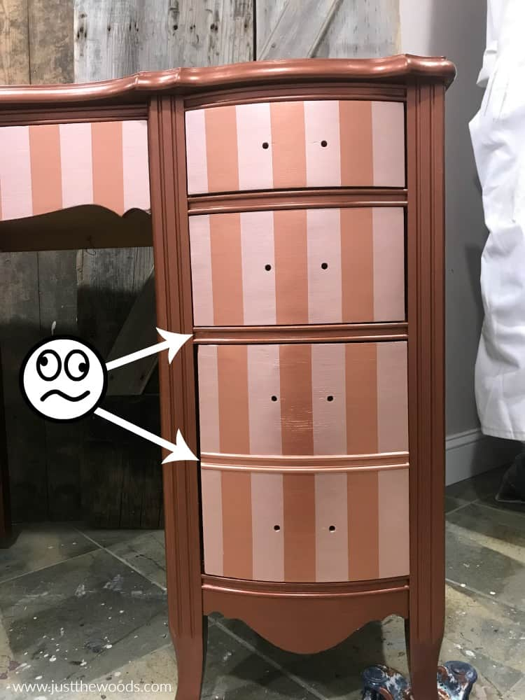painted furniture mistakes