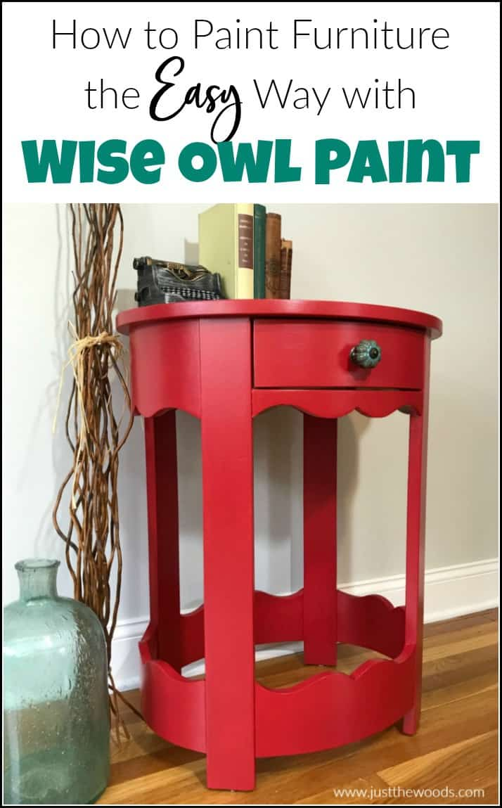 painting furniture wise owl paint