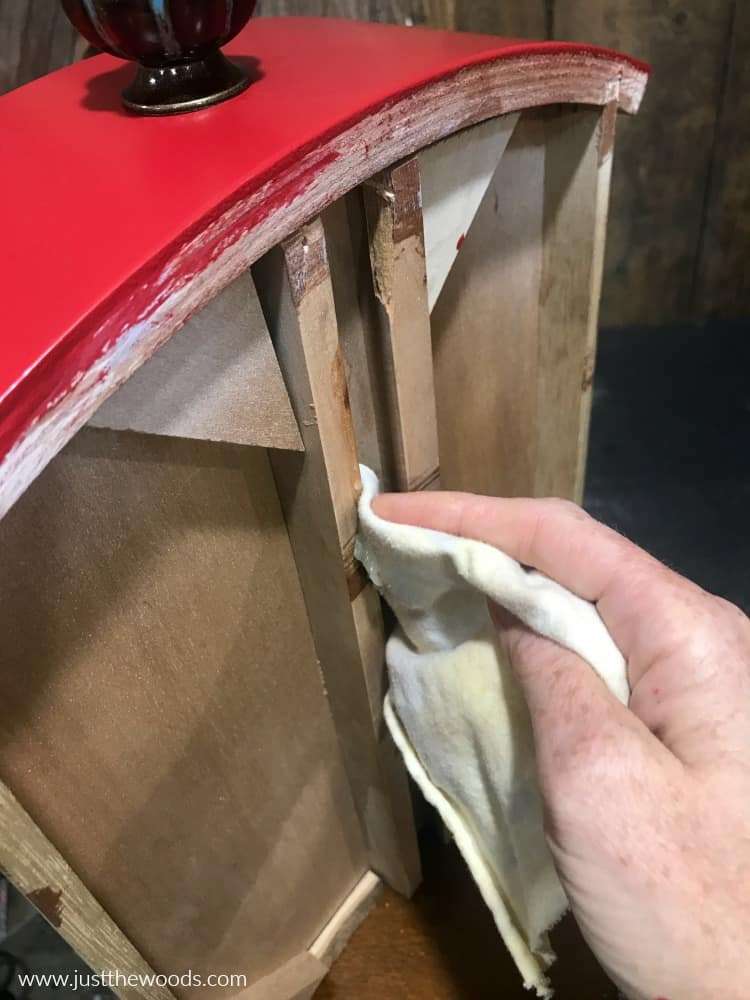 prevent sticking drawers