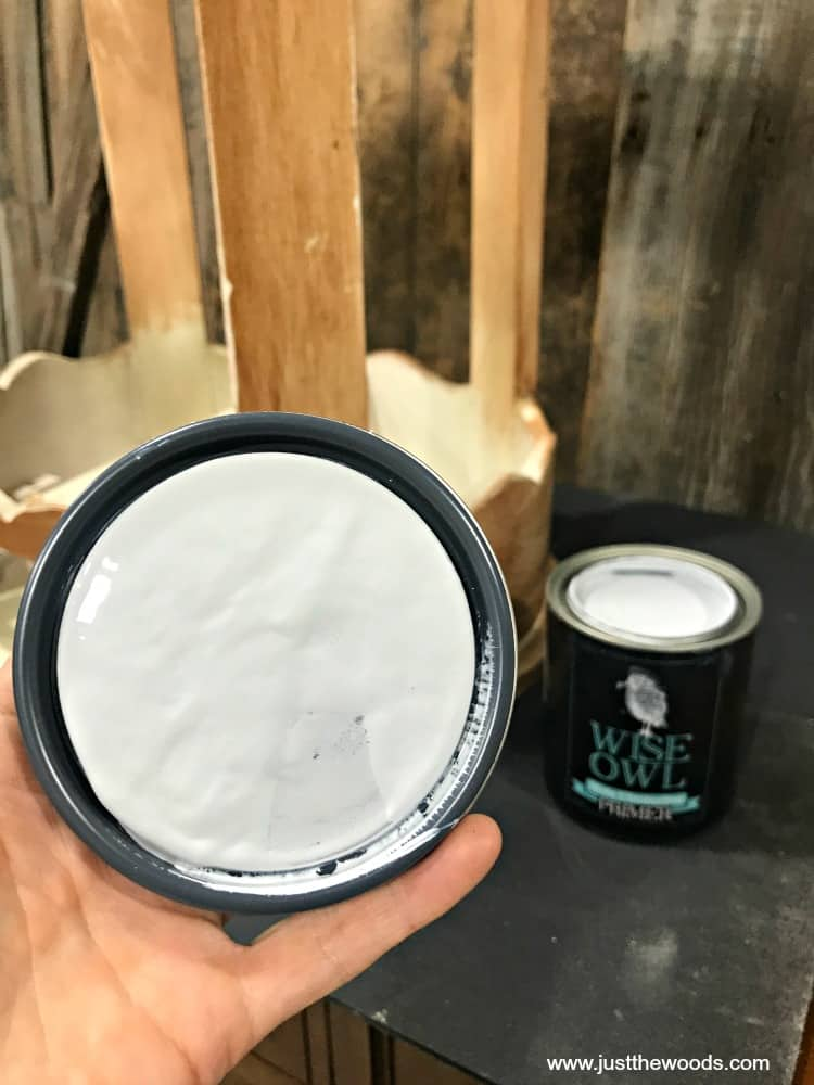 wise owl paint gray primer, gray primer,