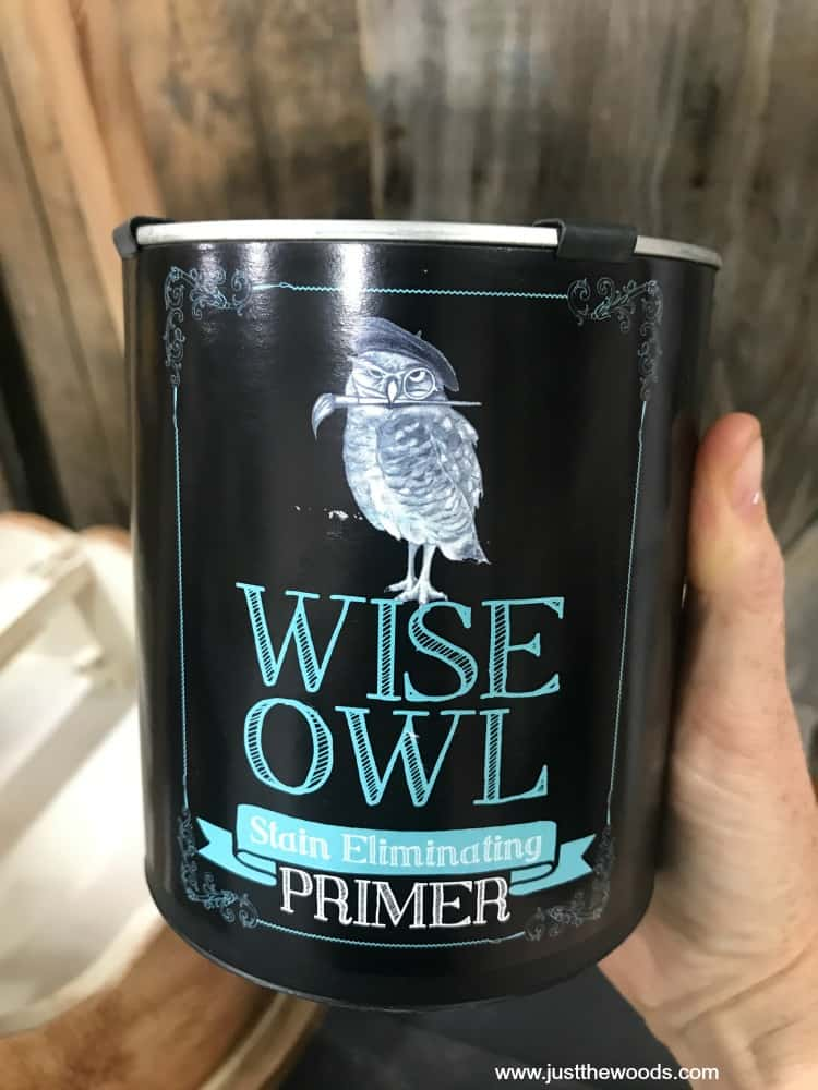 wise owl stain eliminating primer, wise owl paint primer
