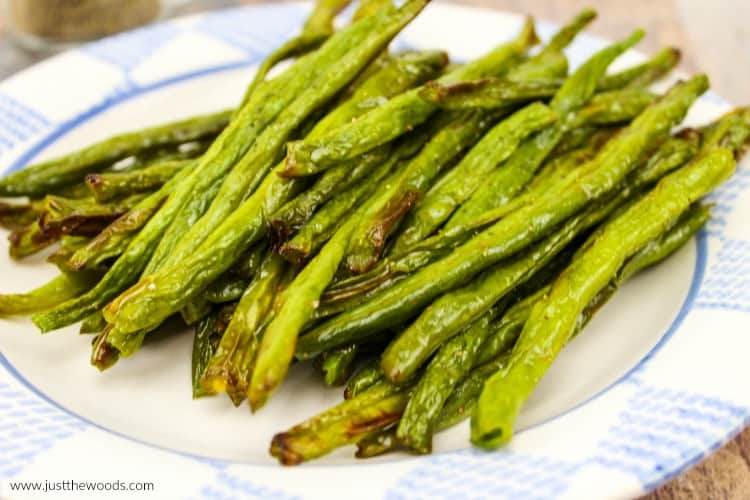 crispy green beans recipe
