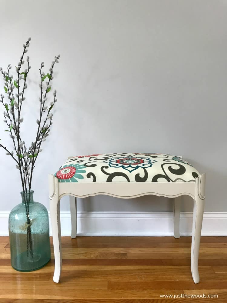 how to reupholster tutorial