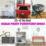 25+ of the Best Chalk Paint Furniture Ideas