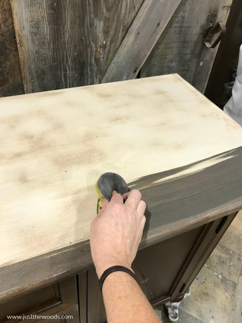 staining wood furniture, how to stain a wood dresser