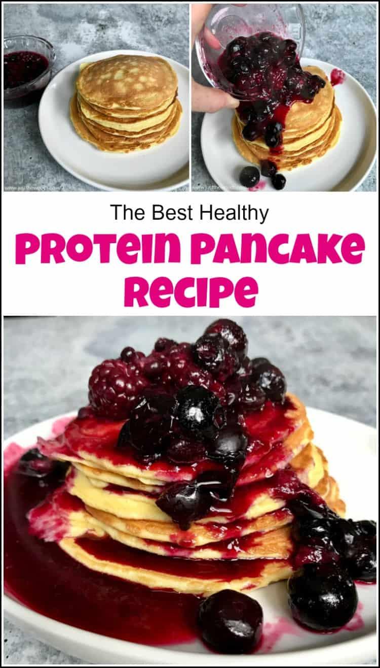 best protein pancake recipe