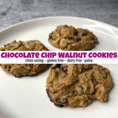 The Best Chocolate Chip Walnut Cookies Recipe
