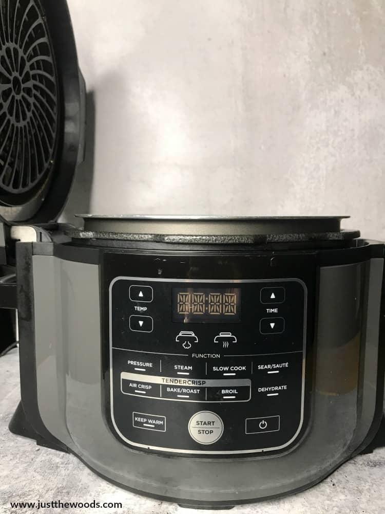 Ninja Foodi 8 in 1, Ninja Foodi pressure cooker