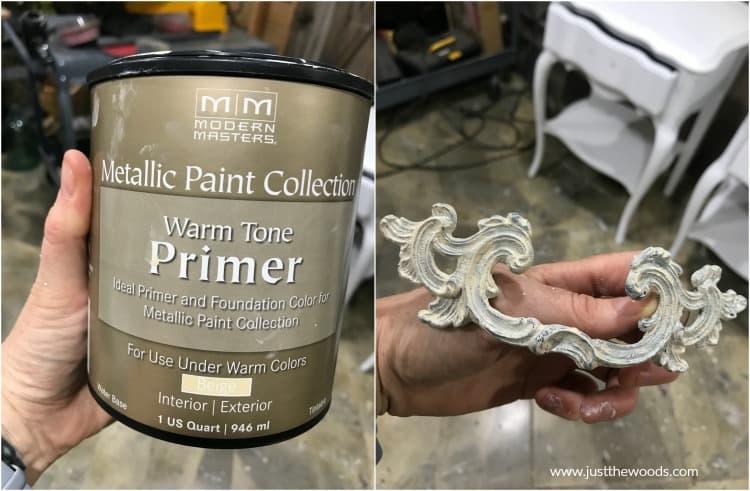 modern masters warm primer, metallic primer