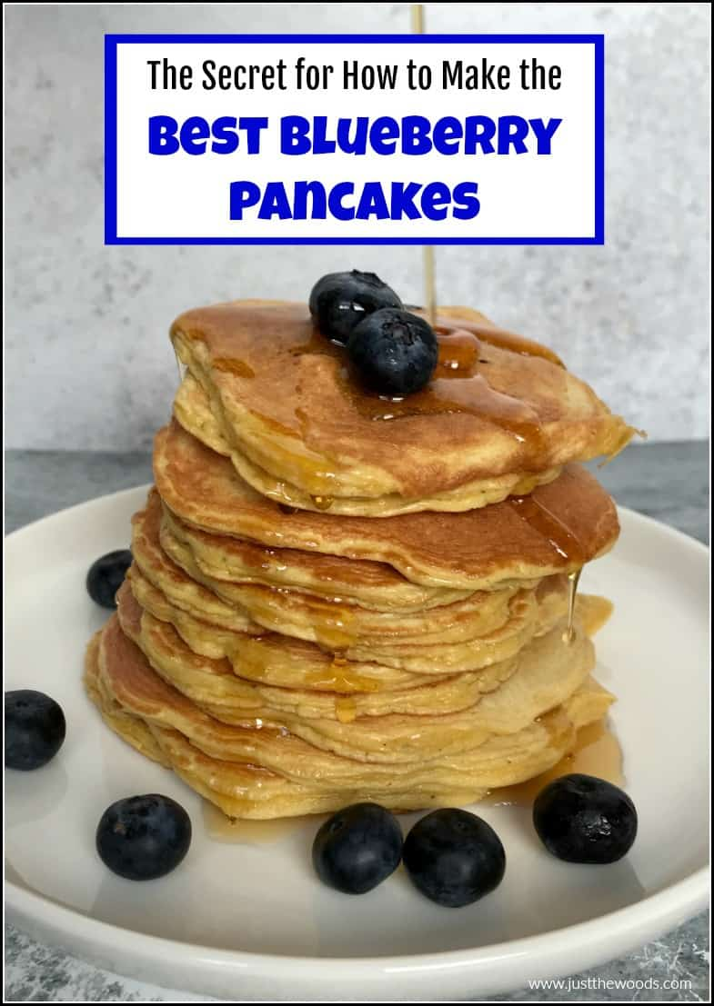 blueberry pancakes with protein powder