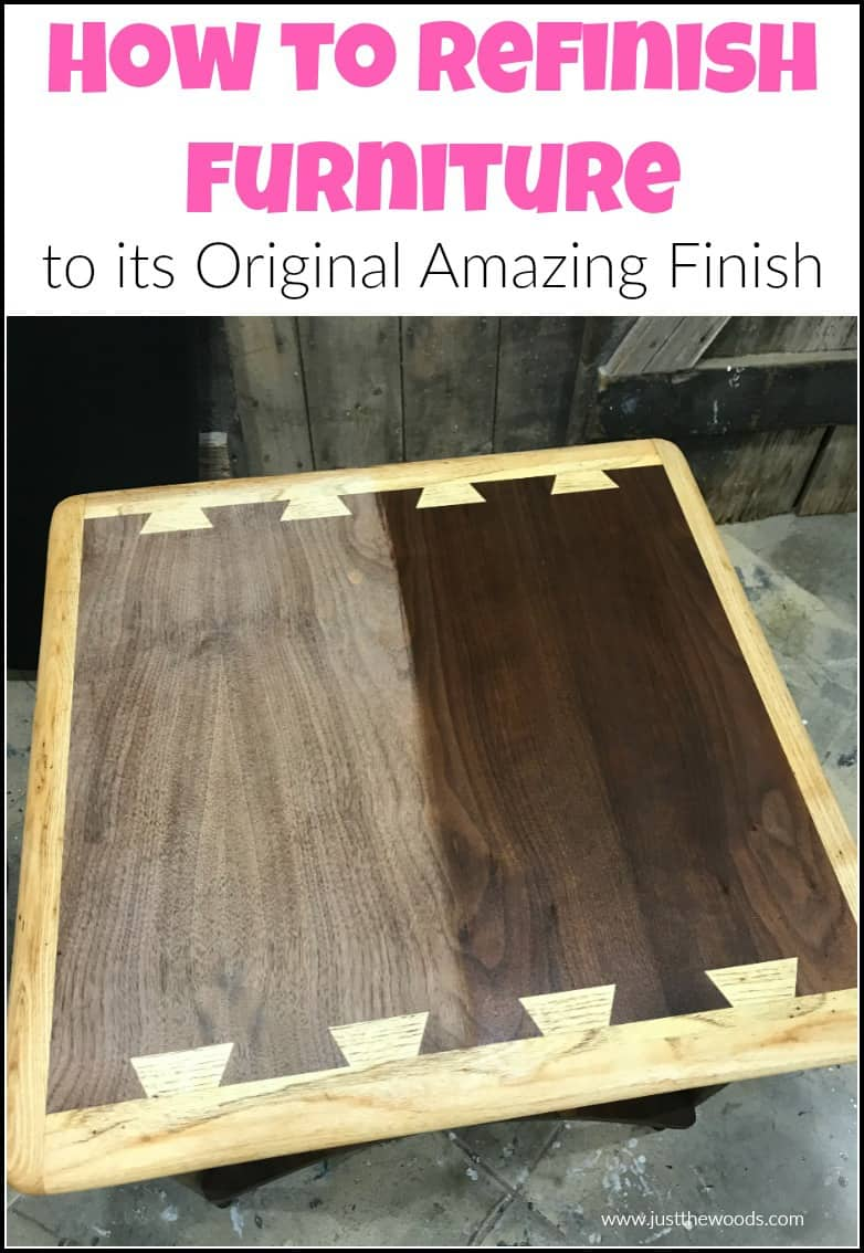 furniture restoration techniques